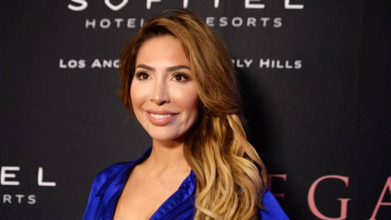 Farrah Abraham is Under Fire for Her New Social Media Post Featuring Daughter Sophia