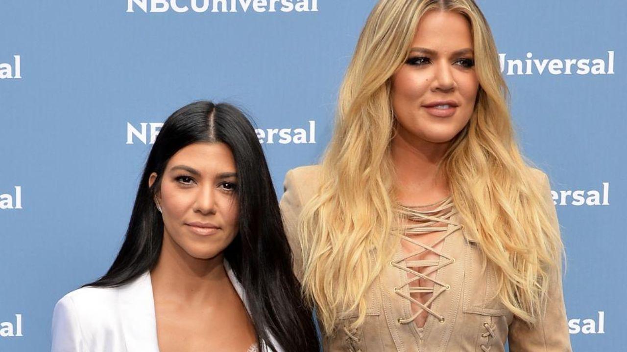 Khloe Kardashian Says Kourtney Kardashian's Romantic Life was Off-Limits on 'KUWTK'