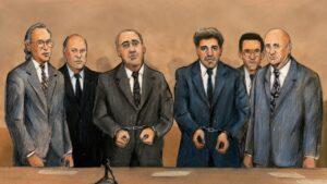 Attorneys Battle on Netflix's Cocaine Cowboys Miami - Roy Black & Albert Krieger vs Chris Clark & Pat Sullivan