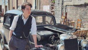 Maximilian Ehrenreich | The Defeated Cast, Netflix, Girlfriend, Net Worth, Instagram, Wikipedia