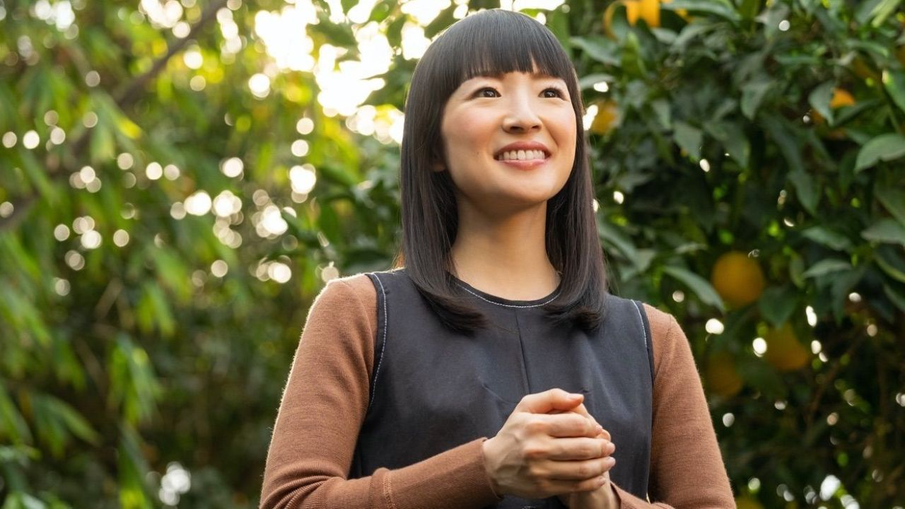Sparking Joy with Marie Kondo premieres on Netflix on 31st August 2021. Marie Kondo instructs how to clear energy in your home every morning to create sparking joy.