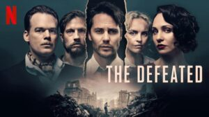 'The Defeated' Netflix Cast - Taylor Kitsch, Michael C. Hall, Logan Marshall-Green, and more!