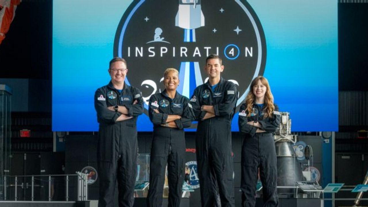 Meet the Cast of Countdown: Inspiration4 Mission to Space on Netflix