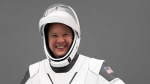 Inspiration4 Crew Chris Sembroski is an Air Force Veteran & Commercial Astronaut for SpaceX