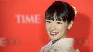 Is Marie Kondo Pregnant on Sparking Joy Netflix?