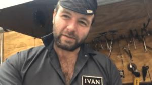 Meet Ivan Iler from 'Metal Shop Masters' on Netflix