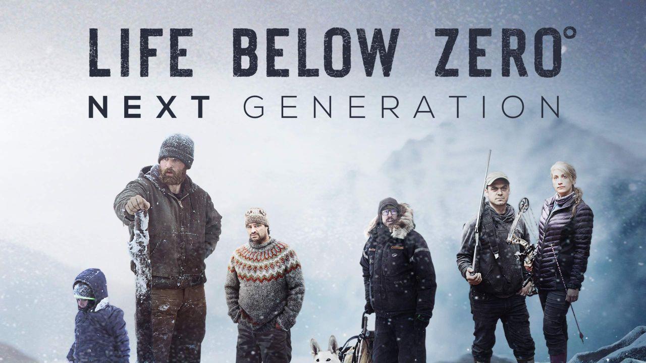 Meet Life Below Zero: Next Generation Cast in 2021 on National Geographic