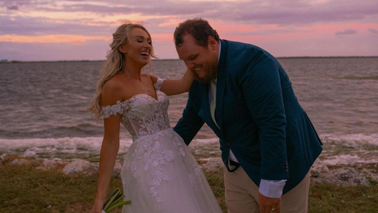 Luke Combs' Wife Nicole Hocking is One Amazing Woman!