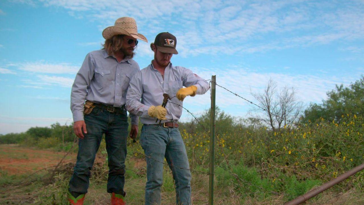 Radiator Ranch Cattle Company Location in Winnebago Texas