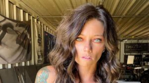 Rae Ripple from 'Metal Shop Masters' on Netflix is the Coolest Welder You Will Ever See!