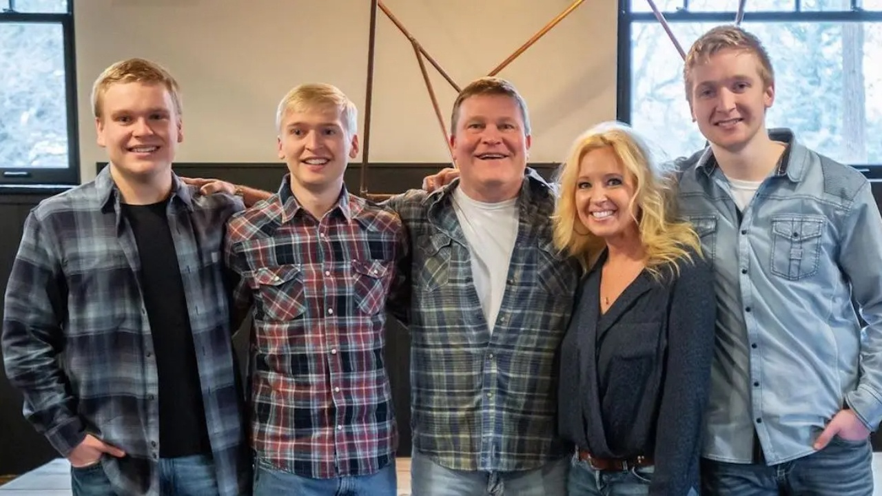 Sandy Robertson is Married to Boise Boys Host Clint Robertson - How Many Kids Do They Share?