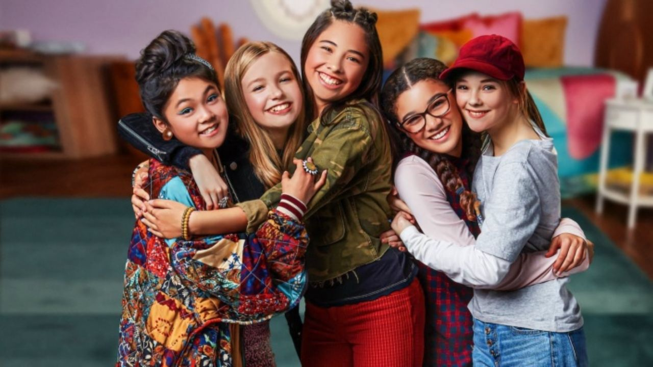 Cast of The Baby-Sitters Club Season 1 - The Full List!
