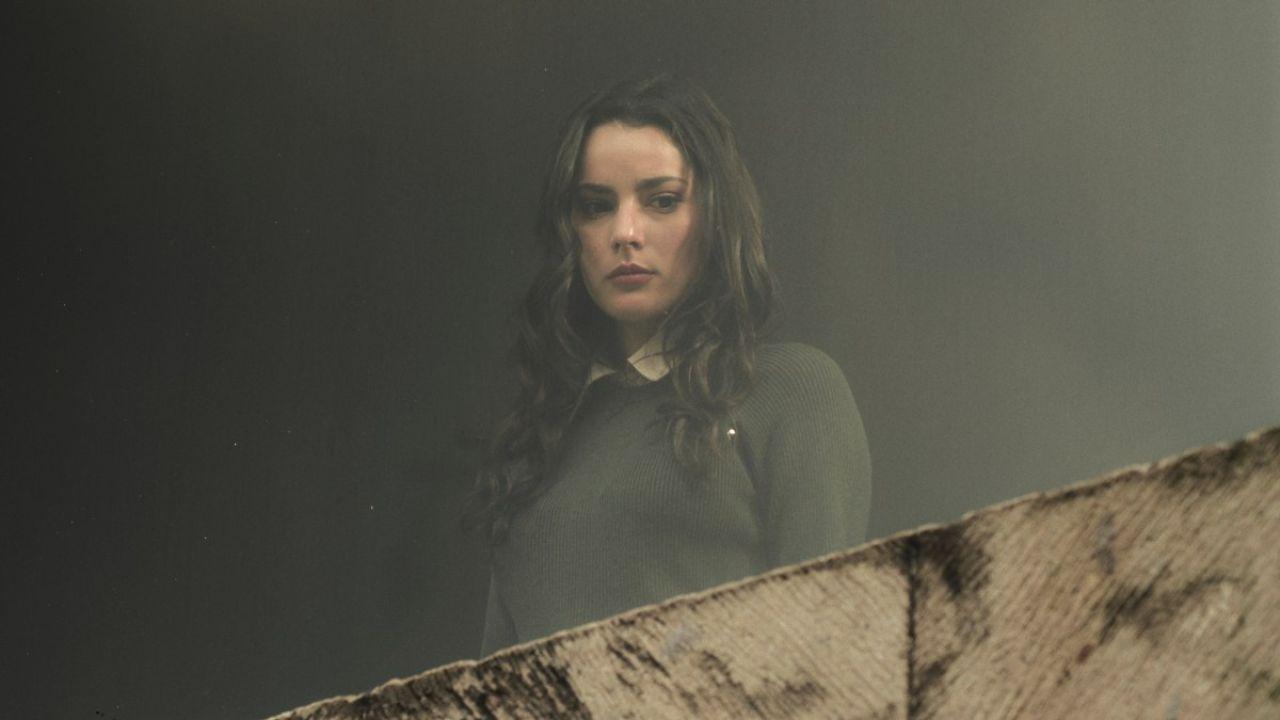 Oka Giner as Juana Caridad on The Five Juanas aka La Venganza de las Juanas.