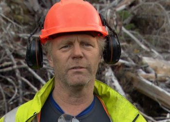 Kevin Wenstob | Big Timber, Netflix, Wife, Age, Son, Net Worth, Logging, Instagram